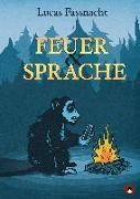 Cover-Bild zu Feuer und Sprache von Fassnacht, Lucas