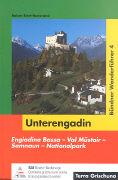 Cover-Bild zu Bündner Wanderführer 04. Unterengadin von Biert-Bonorand, Balser