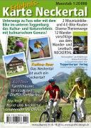 Cover-Bild zu Erlebnis-Karte Neckertal. 1:20'000