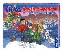 Cover-Bild zu TKKG JUNIOR Adventskalender