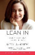 Cover-Bild zu Lean In von Sandberg, Sheryl
