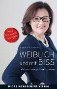 Cover-Bild zu Weiblich und mit Biss von Zimmermann, Bettina