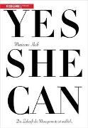 Cover-Bild zu Yes she can von Heiß, Marianne