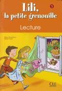 Cover-Bild zu Niveau 1: Cahier de lecture - Lili, la petite grenouille