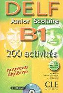 Cover-Bild zu DELF B1. Junior Scolaire - DELF