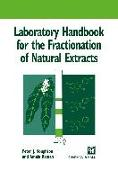 Cover-Bild zu Laboratory Handbook for the Fractionation of Natural Extracts von Houghton, Peter