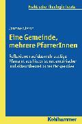 Cover-Bild zu Eine Gemeinde, mehrere PfarrerInnen (eBook) von Nierop, Jantine