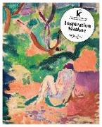 Cover-Bild zu Inspiration Matisse von Ewers-Schultz, Ina (Beitr.)
