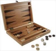 Cover-Bild zu Backgammon - Kirsch