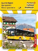 Cover-Bild zu PostAuto Quartettspiel von Gohl, Ronald