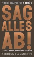 Cover-Bild zu Sag alles ab! (eBook)