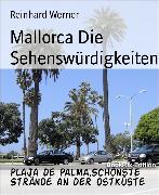 Cover-Bild zu Mallorca Die Sehenswürdigkeiten (eBook) von Werner, Reinhard