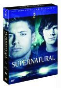 Cover-Bild zu 2. Staffel: Supernatural - Supernatural