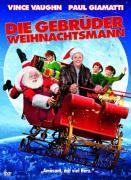 Cover-Bild zu Die Gebrüder Weihnachtsmann von Dobkin, David (Reg.)