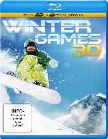 Cover-Bild zu Winter Games 3D 3D von Winter Games 3D (Schausp.)