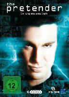Cover-Bild zu Pretender - Staffel 1 + Pilotfolge von Michael T. Weiss (Schausp.)
