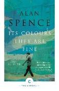 Cover-Bild zu Its Colours They Are Fine von Spence, Alan
