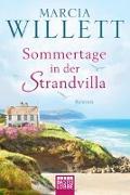 Cover-Bild zu Sommertage in der Strandvilla von Willett, Marcia