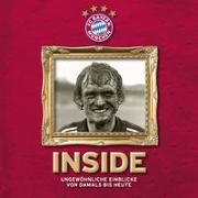 Cover-Bild zu FC Bayern: Inside von Kühne-Hellmessen, Ulrich