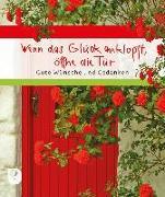Cover-Bild zu Wenn das Glück anklopft, öffne die Tür