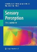 Cover-Bild zu Sensory Perception (eBook) von Giampieri-Deutsch, Patrizia (Hrsg.)