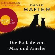 Cover-Bild zu Die Ballade von Max und Amelie (Gekürzte Lesung) (Audio Download) von Safier, David