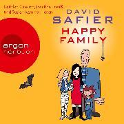Cover-Bild zu Happy Family (Audio Download) von Safier, David