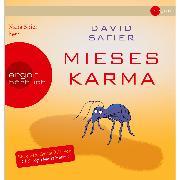 Cover-Bild zu Mieses Karma (Audio Download) von Safier, David