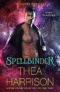 Cover-Bild zu Spellbinder: Edizione Italiana (Trilogia Moonshadow, #2) (eBook) von Harrison, Thea