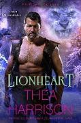 Cover-Bild zu Lionheart: Edizione Italiana (Trilogia Moonshadow, #3) (eBook) von Harrison, Thea