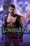 Cover-Bild zu Löwenherz (Ein Mondschatten-Roman, #3) (eBook) von Harrison, Thea