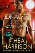 Cover-Bild zu Dragos Goes to Washington (Elder Races) (eBook) von Harrison, Thea