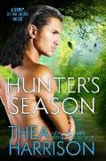 Cover-Bild zu Hunter's Season (Elder Races) (eBook) von Harrison, Thea