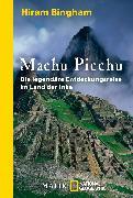Cover-Bild zu Machu Picchu von Bingham, Hiram