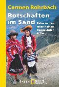 Cover-Bild zu Botschaften im Sand von Rohrbach, Carmen