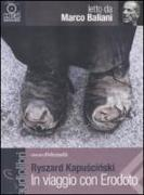 Cover-Bild zu In viaggio con Erodoto von Kapuscinski, Ryszard