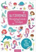Cover-Bild zu Glitzerspaß Meerjungfrauen-Sticker