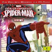 Cover-Bild zu Disney / Marvel - Der ultimative Spider-Man - Folge 14 (Audio Download) von Bingenheimer, Gabriele