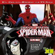 Cover-Bild zu Disney / Marvel - Der ultimative Spider-Man - Folge 15 (Audio Download) von Bingenheimer, Gabriele
