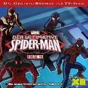 Cover-Bild zu Disney / Marvel - Der ultimative Spider-Man - Folge 16 (Audio Download) von Bingenheimer, Gabriele