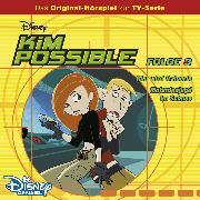 Cover-Bild zu Kim Possible Hörspiel - Folge 3: Kim wird Trainerin/Mutantenjagd im Schnee (Disney TV-Serie) (Audio Download) von Bingenheimer, Gabriele