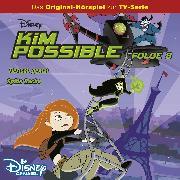 Cover-Bild zu Kim Possible Hörspiel - Folge 8: Tierisch genial/Späte Rache (Disney TV-Serie) (Audio Download) von Bingenheimer, Gabriele