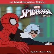 Cover-Bild zu Marvel / Spider-Man - Folge 2: Black Cat / Zeit für Party! (Audio Download) von Bingenheimer, Gabriele