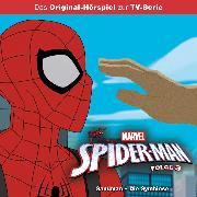 Cover-Bild zu Marvel / Spider-Man - Folge 3: Sandman / Die Symbiose (Audio Download) von Bingenheimer, Gabriele