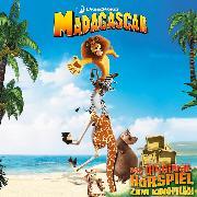 Cover-Bild zu Madagascar (Das Original-Hörspiel zum Kinofilm) (Audio Download) von Bingenheimer, Gabriele