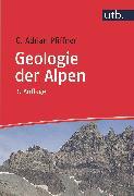 Cover-Bild zu Geologie der Alpen (eBook) von Pfiffner, O. Adrian