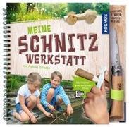 Cover-Bild zu Meine Schnitzwerkstatt von Schulte, Astrid