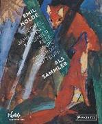 Cover-Bild zu Emil Nolde als Sammler von Becker, Astrid