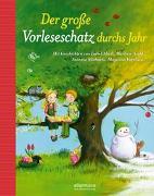 Cover-Bild zu Der große Vorleseschatz durchs Jahr von Kellner, Ingrid