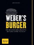 Cover-Bild zu Weber's Burger von Purviance, Jamie
